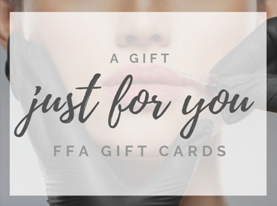 A gift just for you from Face Forward Aesthetics