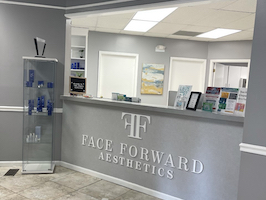 Office Front Desk in Cleveland