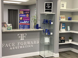 Office Front Desk in Westerville